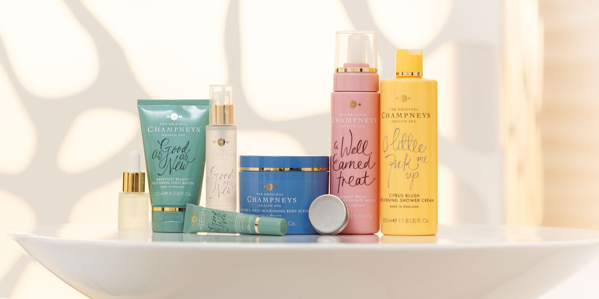 Champneys Products