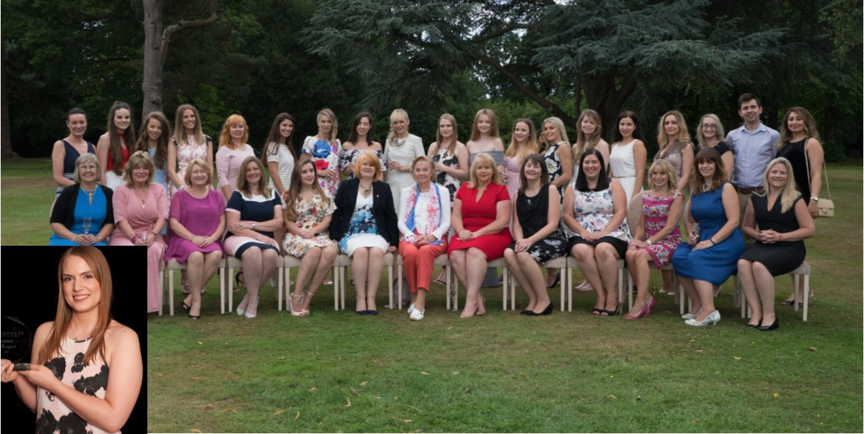 Champneys College Graduation July 2017