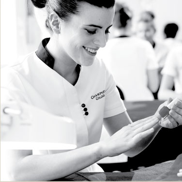 How to apply to Champneys College